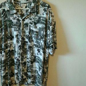 Panama Jack Hawaiian Shirt